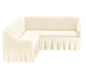 "Чехол на угловой диван ""Шампань"""