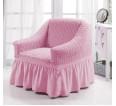 "Чехол на кресло ""Розовый"" - small"