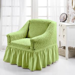 """Чехол на кресло """"Зеленый"""""""