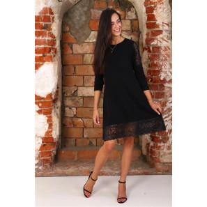 """Платье """"049 черный"""""""