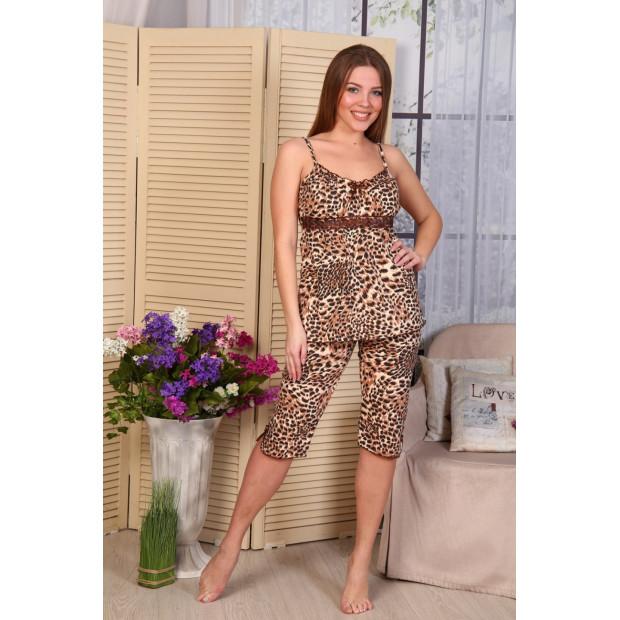 "Пижама женская ""Б7 леопард"""