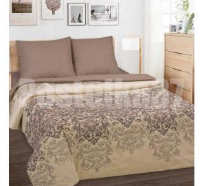 """Ткань поплин """"Долорес"""" для постельного белья (компаньон) 220 см (в розницу от 1 метра на отрез)"""