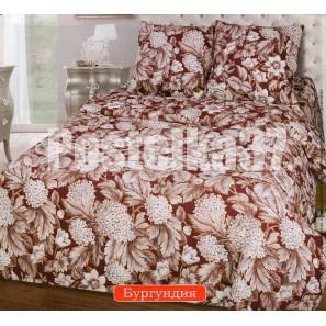"""Ткань бязь """"Бургундия"""" для постельного белья 220 см (оптом от 1 рулона)"""