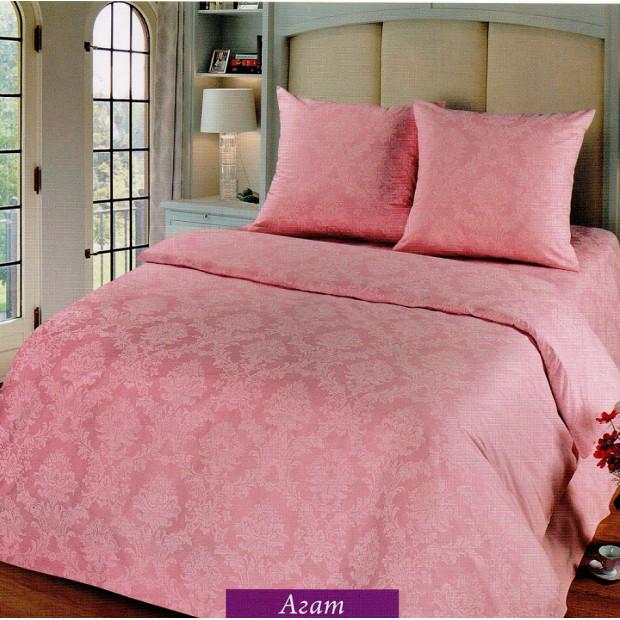 """Ткань поплин """"Агат"""" для постельного белья 220 см (оптом от 1 рулона)"""