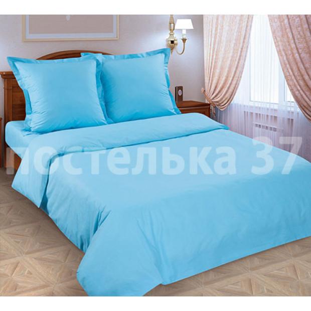 """Ткань поплин """"Лагуна"""" для постельного белья 220 см (оптом от 1 рулона)"""