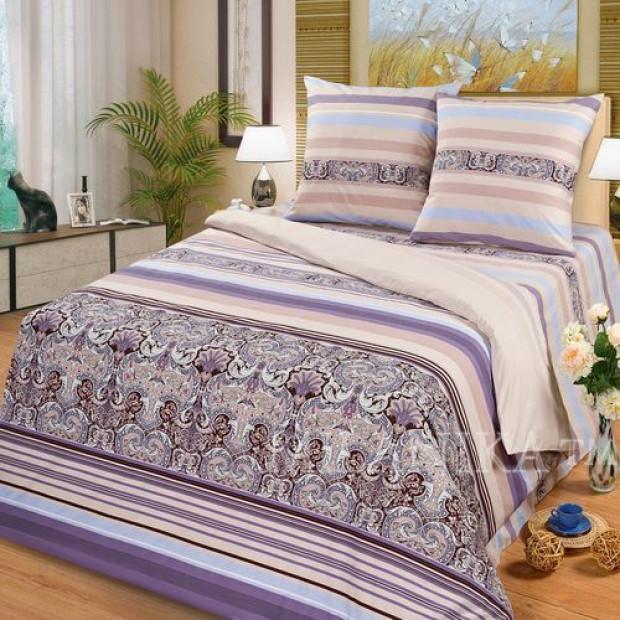 """Ткань поплин """"Сантьяго"""" для постельного белья (основа) 220 см (оптом от 1 рулона)"""