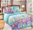 """Ткань бязь """"Виолетта"""" для постельного белья 220 см (оптом от 1 рулона) - small"""