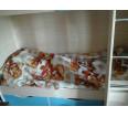 """Постельное белье в кроватку """"Мишутки"""" (бязь) - small1"""