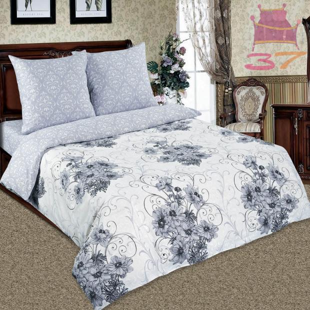 """Ткань поплин """"Лунная соната"""" для постельного белья (основа) 220 см (оптом от 1 рулона)"""