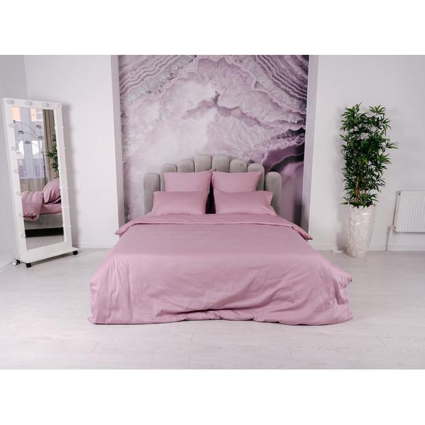 """Элитное постельное белье сатин """"Dawn Pink"""""""