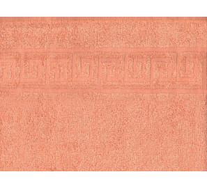 """Полотенце махровое """"персик"""" 50х90 см"""