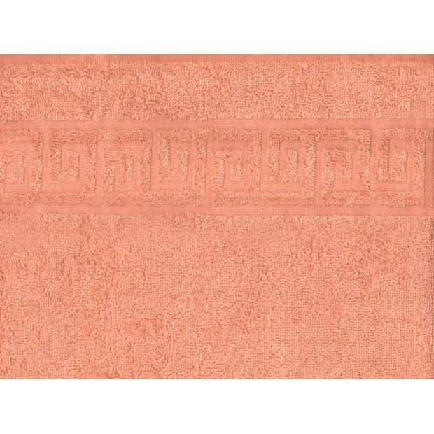 """Полотенце махровое """"персик"""" 70х140 см"""