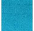"""Полотенце махровое """"голубой"""" 50х90 см - small"""