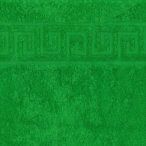 "Полотенце махровое ""зеленый"" 50х90 см"
