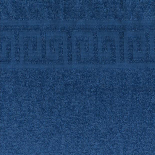 """Полотенце махровое """"синий"""" 50х90 см"""