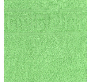 "Полотенце махровое ""салат"" 50х90 см"