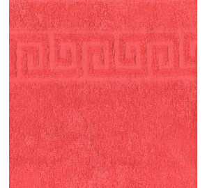 """Полотенце махровое """"коралл"""" 70х140 см"""