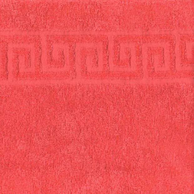 """Полотенце махровое """"коралл"""" 50х90 см"""