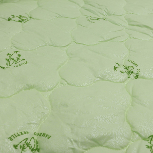 Одеяло бамбуковое 1,5 спальное (тик)