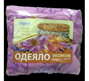 """Одеяло """"холлофайбер"""" (эконом) 1.5-спальное"""