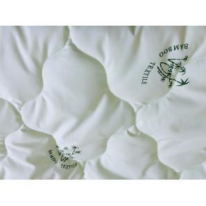 """Одеяло """"бамбук"""" евро-мини легкое (тик)"""