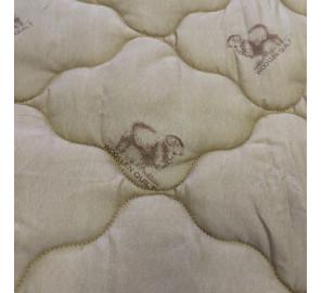 """Одеяло """"из овечьей шерсти"""" 1,5 спальное"""
