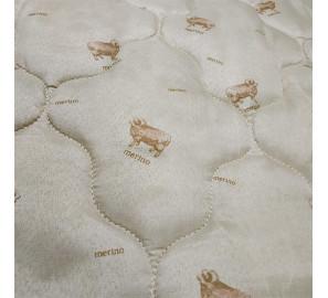 Одеяло овечье (двуспальное утолщенное)