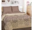 """Ткань поплин """"Долорес"""" для постельного белья (основа) 220 см (оптом от 1 рулона) - small"""