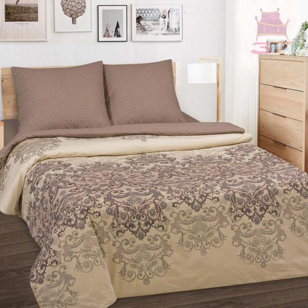 """Ткань поплин """"Долорес"""" для постельного белья (основа) 220 см (оптом от 1 рулона)"""
