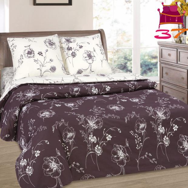 """Ткань поплин """"Каролина"""" для постельного белья (компаньон) 220 см (оптом от 1 рулона)"""