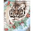 """Вафельное полотенце """"Год тигра"""" - small"""