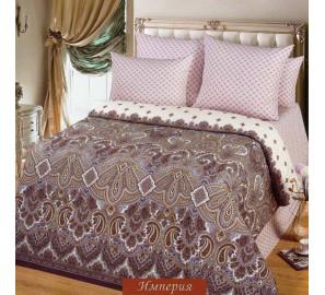 """Ткань поплин """"Империя"""" для постельного белья (компаньон) 220 см (в розницу от 1 метра на отрез)"""