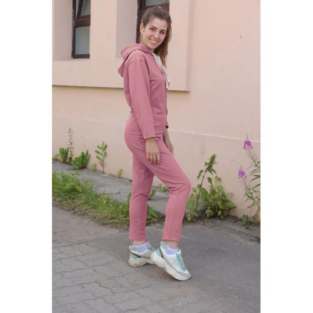 """Женский спортивный костюм """"Пенелопа"""" (розовый)"""