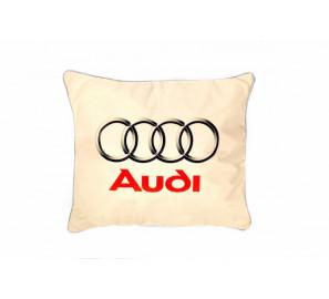Подушки с логотипом (авто)