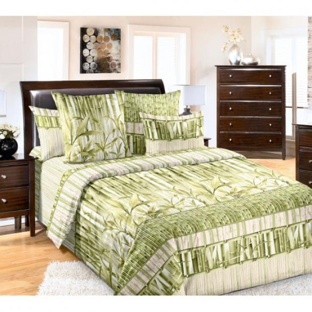 """Ткань перкаль """"Бамбук"""" для постельного белья 220 см (оптом от 1 рулона)"""