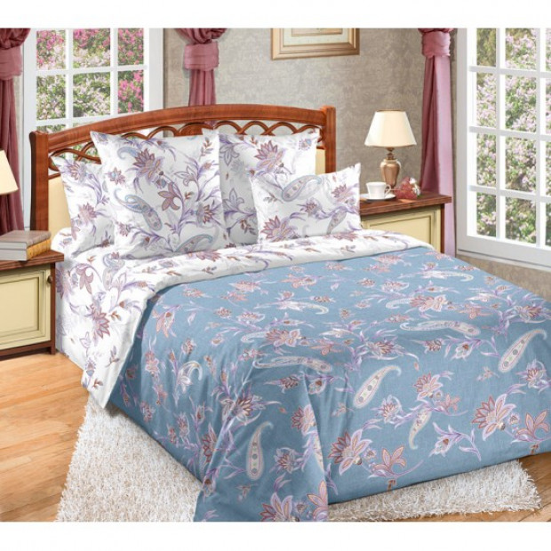 """Ткань перкаль """"Виавель"""" для постельного белья (основа) 220 см (оптом от 1 рулона)"""
