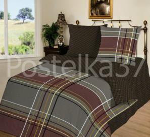 """Ткань поплин """"Джентльмен"""" для постельного белья (компаньон) 220 см (в розницу от 1 метра на отрез)"""