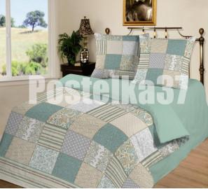"""Ткань поплин """"Мелисса"""" для постельного белья (компаньон) 220 см (в розницу от 1 метра на отрез)"""