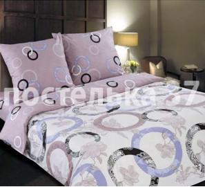 """Ткань поплин """"Мелодия"""" для постельного белья (компаньон) 220 см (в розницу от 1 метра на отрез)"""