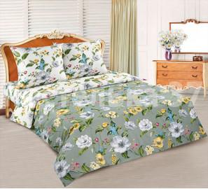 """Ткань поплин """"Жаклин"""" для постельного белья (основа) 220 см (в розницу от 1 метра на отрез)"""